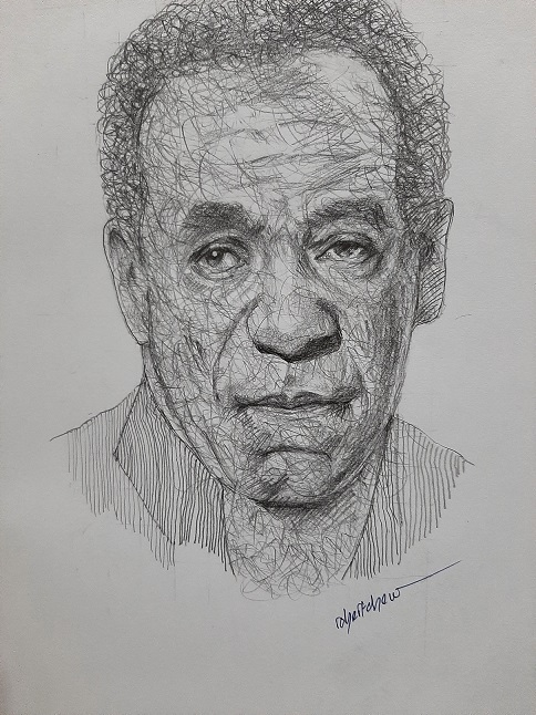 Bill Cosby by Bobchew